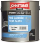 Johnstone's Microbarr Anti-Bacterial Gloss Brilliant White 2.5 Litres